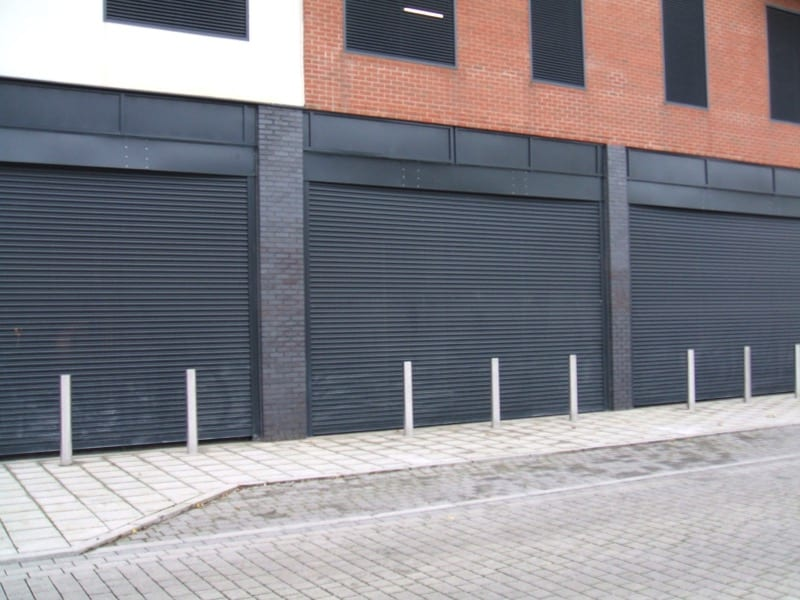 Protect your business or home with Roller Shutters