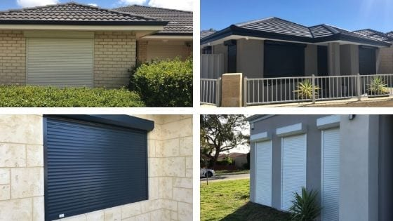What are the Different Types of Roller Shutters?