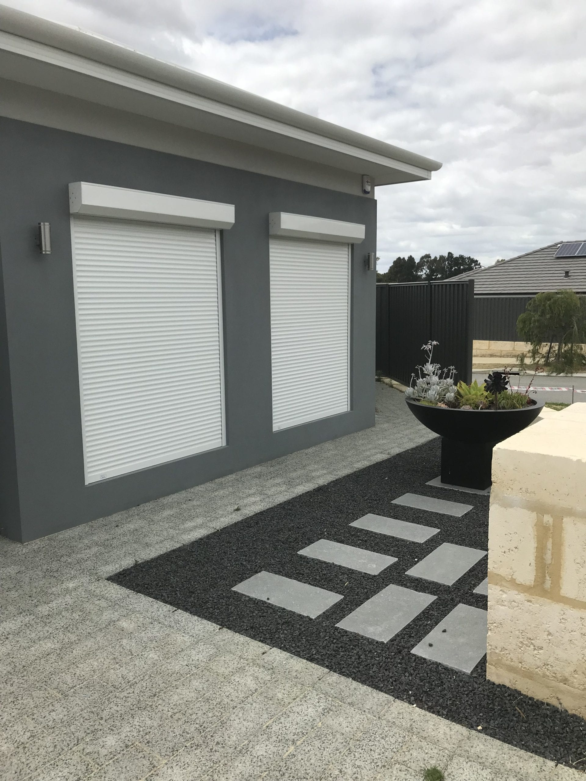 Outdoor Shutters Perth