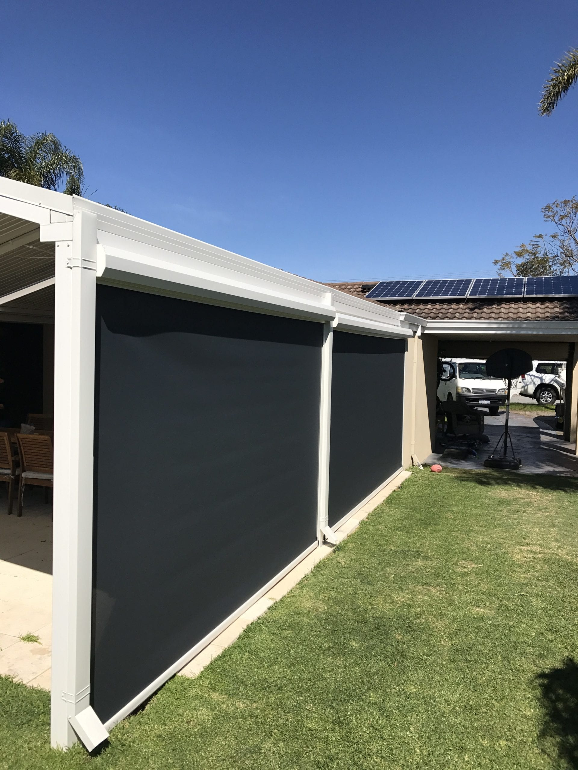 What is the difference between blinds and shutters? All about Outdoor Blinds and Shutters in Perth